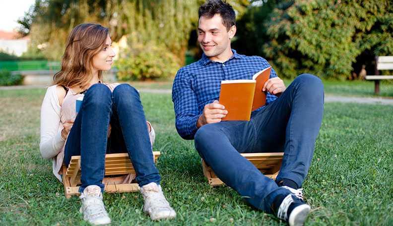 راه ها جذب پسر مورد علاقه در دانشگاه