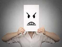 افسردگی و عصبانیت