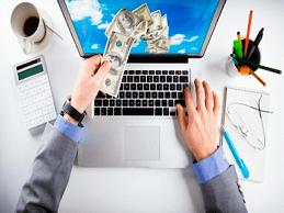راه های پول درآوردن از اینترنت