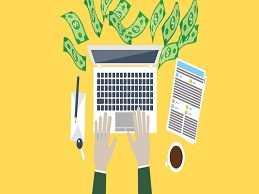 درآمدزایی در اینترنتی از طریق تبلیغات بنری و فروش کلیک