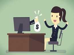 ۵ مرحله برای کسب درآمد مطمئن از اینترنت